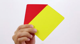 RUS-WW-PSK 2016 : Yellow & Red cards - штрафные санкции